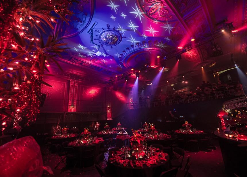 Grande salle – Style Cabaret