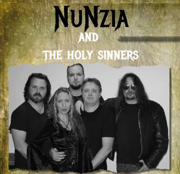Nunzia & the Olly Sinners