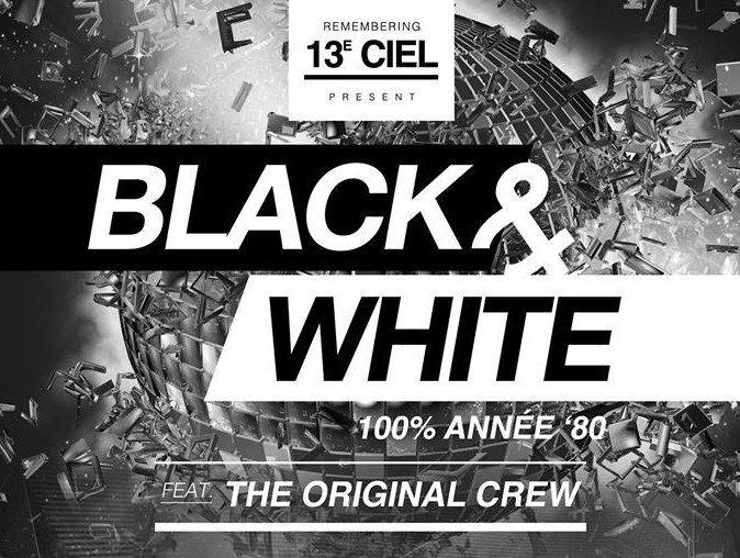 Remembering 13e Ciel Edition Black & White