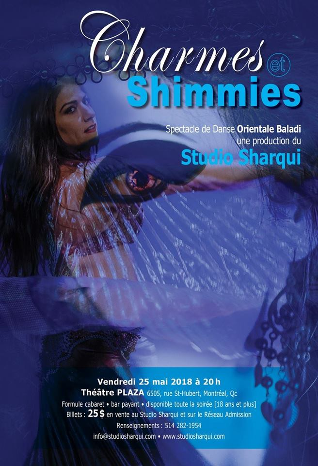 CHARMES ET SHIMMIES