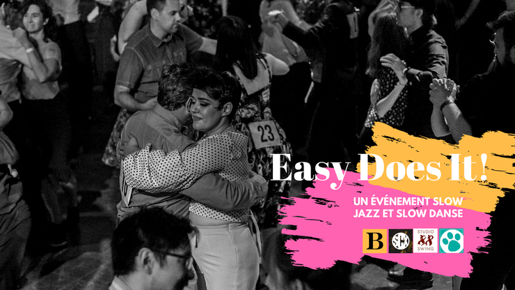 Easy Does It - Slow Jazz et Slow Danse